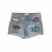 Hudson Girls Blue Denim Shorts 7 Photo
