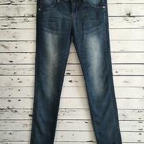 Hudson Girls Jeans Pants Soft Stretch Slim Skinny Blue Size 16 Photo