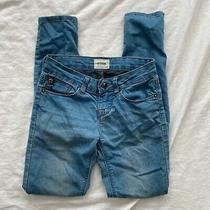 Hudson Girls Ripped Jeans Size 8 Photo