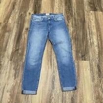 Hudson Harper Super Skinny Jeans Size 25 Photo