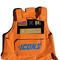 Hudson Icon Reflective Vest Orange  Photo