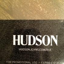 Hudson Jeans Gift Card Photo