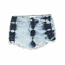 Hudson Jeans Girls Blue Denim Shorts 16 Photo