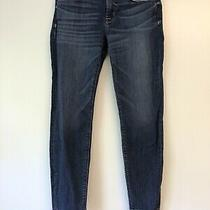Hudson Jeans Krista Ankle Super Skinny Size 28 Stretch Womens Cropped Jeans Photo