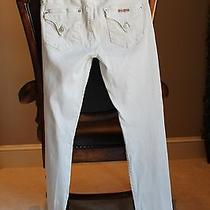 Hudson Jeans Size 27 in Creamish/off-White Photo