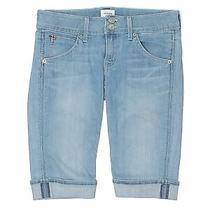 Hudson Jeans Women Blue Denim Shorts 27w Photo