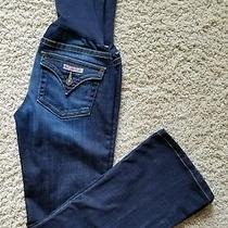 Hudson Maternity Jeans Women's Size 27/27 Photo