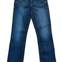 Hudson Midrise Blue Jeans Size 25 Photo