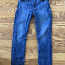 Hudson Nico Mid-Rise Crop Skinny Jeans Womens 27  Photo