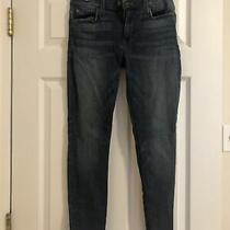 Hudson Nico Midrise Super Skinny Jean Size 28 Photo