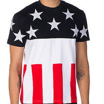 Hudson Nyc American Flag T-Shirt  Photo