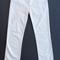Hudson Off White Crop Jean Photo