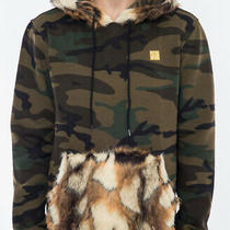 Hudson Outerwear Lux Hoodie Camo Sz 3xl Photo