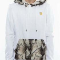 Hudson Outerwear Lux Hoodie White Sz 3xl Photo