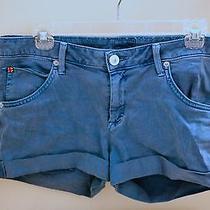 Hudson Shorts Solid Blue  Photo