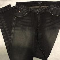 Hudson Straight Leg Jeans Photo
