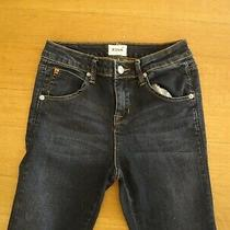 Hudson Sz 16 Youth/girls Kelu Dark Wash Blue Jeans/pants Rn 140977 Photo