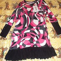 Hudson Threadssize 7nwt New95funky Mod Circle Dresshigh End Boutique Photo
