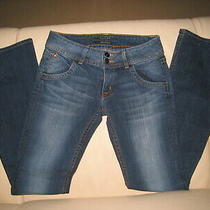 Hudson Usa Denim London Button Pocket Jeans 25  Photo
