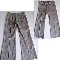 Hudson Wide Leg Jeans Size 30 Photo
