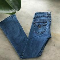 Hudson Women's Blue Jeans Bootcut Size 26 Photo