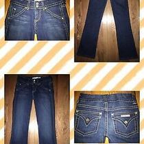 Hudson Womens Bootcut Jeans Size 25 X 30 Low Rise Photo