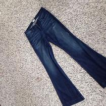 Hudson - Woodstock Wide Leg Jeans - Size 31- Never Worn Photo