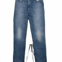 Hudson Zoeey Womens Medium Wash High Rise Straight Blue Jeans Size 29 30x29 Photo