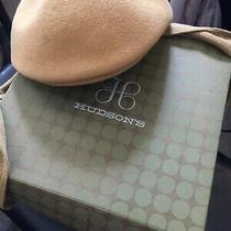 Hudsons Jacki Riding Hat & Original Hudsons Hat Box Photo