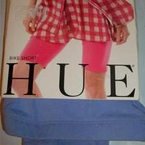 Hue Bike Shorts  Perwinkle  Xsmall  New With Tags Photo