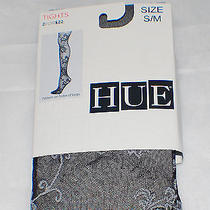 Hue Sweet Pea Tights With Control Top Black Size S-M Photo