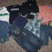 Huge Baby Boys Gymboree Gap Old Navy Lot Some Nwt's Cute Photo
