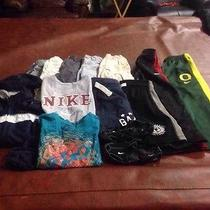 Huge Boy's Lot 13 Items Size 4/5- Nike Baby Gap the Childrens Place Old Navy Photo