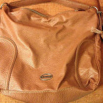 Huge Designer Kenneth Cole Reaction Hobo Handbag Purse Photo