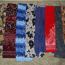 Huge Lot (17) Long skirts.small/med.gorgeous Prints & Colors Great Name Brands Photo