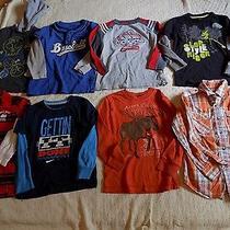 Huge Lot Boys Nike-Adidas-Gap-Old Navy-Gymboree Shirts-Jeans-Jacket-Pj's  sz.6 Photo