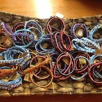 Huge Lot of Natural Life Stretch Bracelet/hairbands Photo