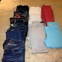 Huge Womens Clothing Lot Outfits Size Small and Medium ..puma Bsbg Forever 21 Et Photo