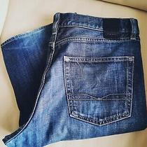 Hugo Boss Black Label Blue Jeans Sz Waist 32