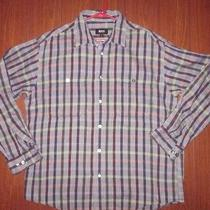 Hugo Boss Flannel Size Large Photo