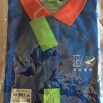 Hugo Boss Italy World Cup Polo Xl Photo