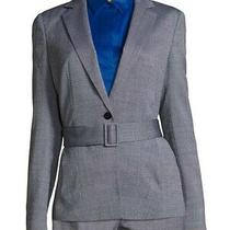 Hugo Boss Jalesa Virgin Wool Women's Blazer Size 12 Us Photo