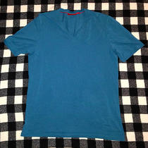 Hugo Boss Men's Dredoso v-Neck Tee Shirt Size Xl Photo
