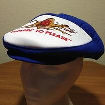 Humpin to Please Snortin Norton Camel Campbell 66 Express Snapback Hat Trucker Photo