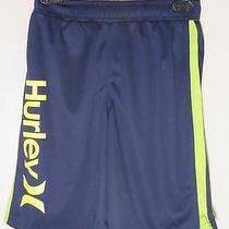 Hurley Athletic Shorts Medium Blue New Photo