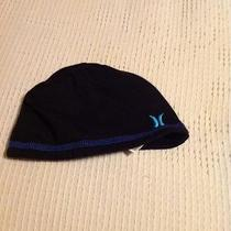 Hurley Baby Boy Skull Cap Size 3-6 Month Photo