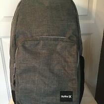 Hurley Backpack Grey Heather Photo