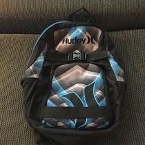 Hurley Backpack Holds Laptop/books  Photo