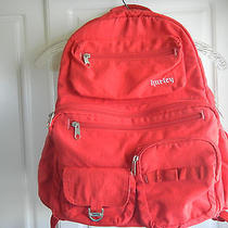 Hurley Backpack Red Photo