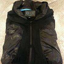 Hurley Black Tron Legacy Zip Hoodie Jacket Sz Medium Free Shipping Photo